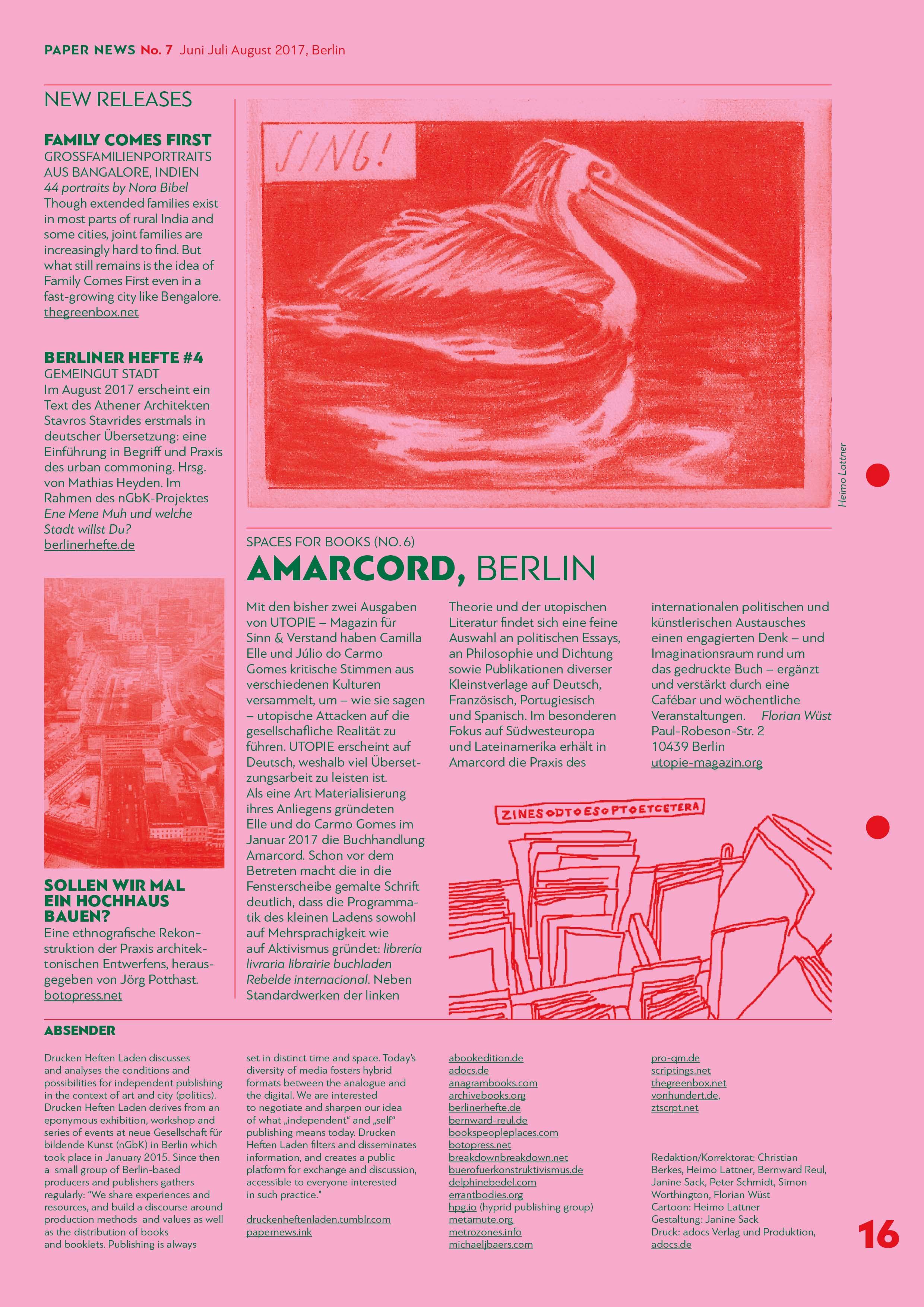 Utopie - Magazin für Sinn und Verstand